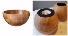 These DIY Speakers Made From IKEA Salad Bowls Look Cool As Hell