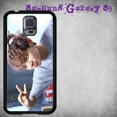 Rookie BTS Personel KPOP Print On Hard Plastic For Samsung Galaxy S5 , Black Case  Description:  Create special case by using your favorite photos or thoughts to inspire and motivate you everyday. Als