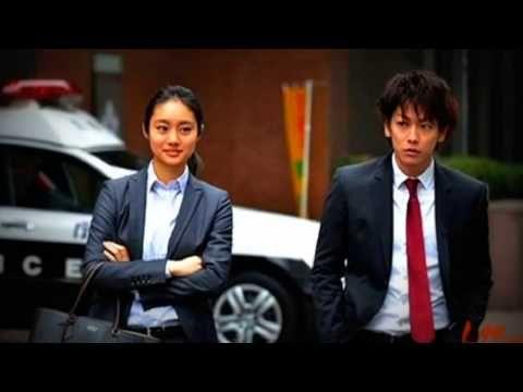 Takeru Sato and Shiori Kutsuna (TakeShi)