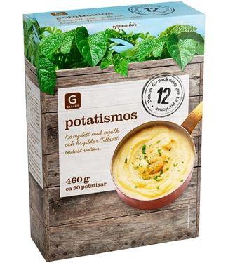 Garant - Potatismos 12 portioner