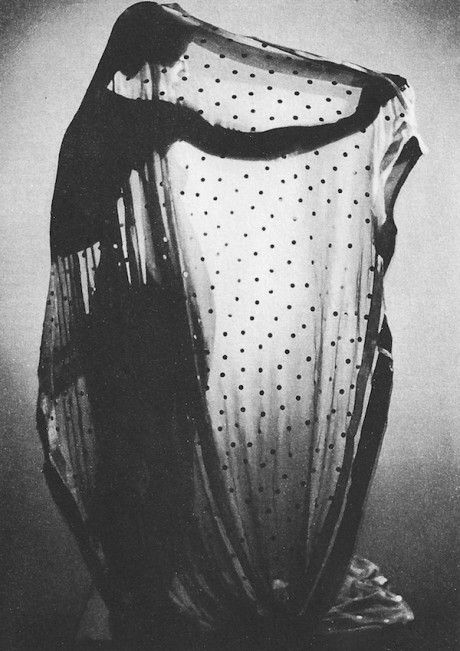 Lovely evocative image from 1937 by Erwin Blumenfeld.