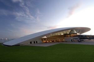Carrasco International Airport / Rafael Vinoly