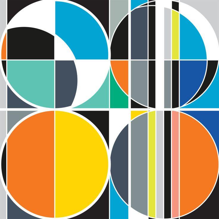 Sarah Morris - Total Lunar Eclipse for Sale | Artspace