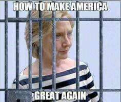 With all her corruption