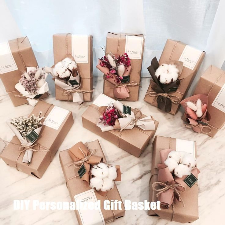 Christmas Gift Box Ideas Diy Personalized Gift Baskets