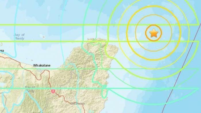 Gempa Selandia Baru - 7,1 SR Guncang Kawasan New Zealand, Benarkah Berdampak…