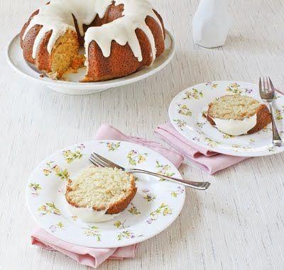 easy vanilla cake | treats : cakes | Pinterest