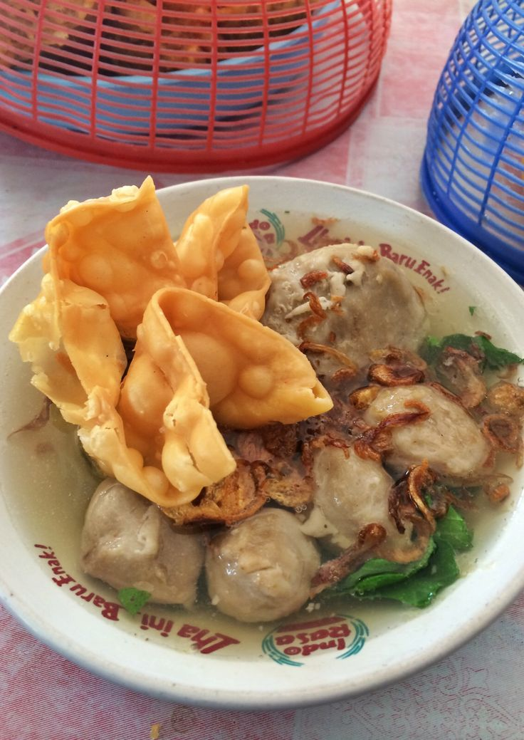 One of the best bakso found in Jenar