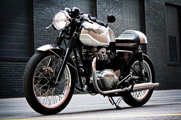 Wilkinson Bros Kawasaki W650