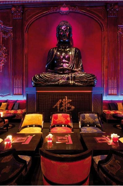 Did you know that the Buddha Bar Monte Carlo is located inside the same building as the Monte Carlo Casino?