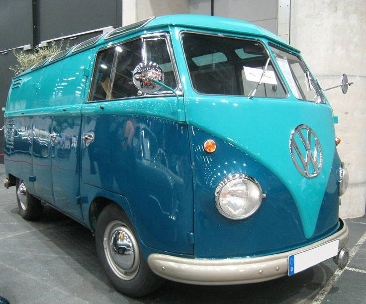 T1 VW Panel Bus Barndoor