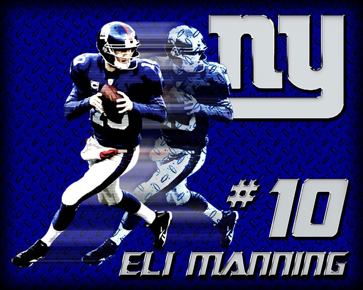 eli manning backgrounds   Eli Manning Wallpaper by ~21giants on deviantART