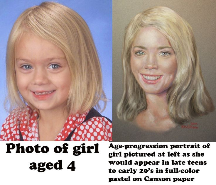 Loisgibson Com View Images View Image Age Progression