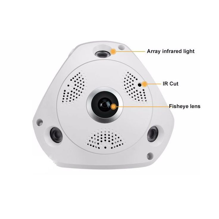 ==> [Free Shipping] Buy Best HD 12MP Panoramic Camera Wireless Home Security Camera System HD Night Vision Camera 360 Wide Angle FishEye Android Camera Online with LOWEST Price | 32817726794