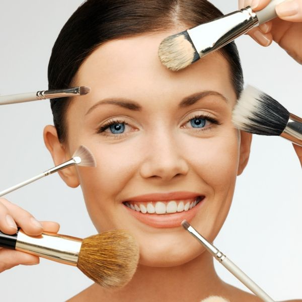 Schminktipps für perfektes Make-up tagsüber und abends - http://freshideen.com/trends/schminktipps.html