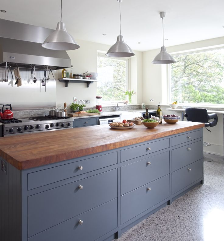 Gorgeous colour, simple, plain english kitchen collection by newcastledesign.ie