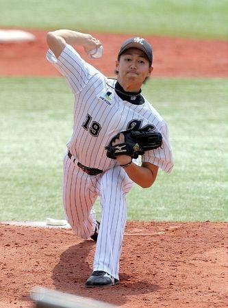 Yuki Karakawa (Chiba Lotte Marines)