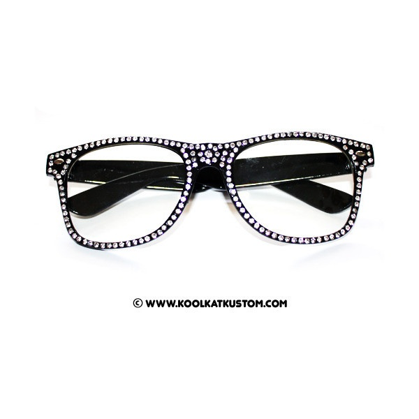Glasses Frames With Bling : 1000+ images about Accessories: Eye Glasses with Bling! on ...