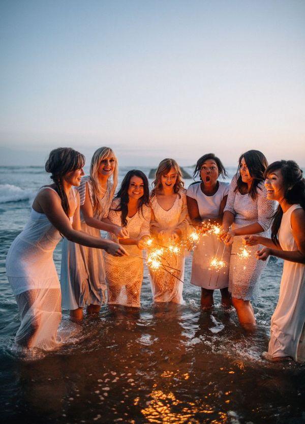 Beach Bachelorette Party Ideas