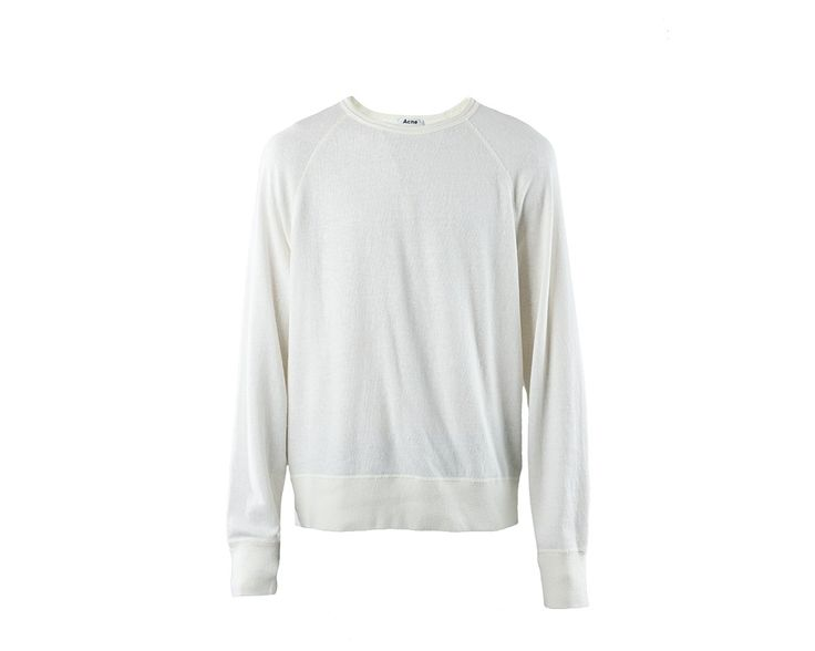 http://rsvpgallery.com/mens/acne-college-crewneck-off-white.html