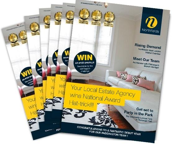 Best Property Brochure Images On   Brochure Design