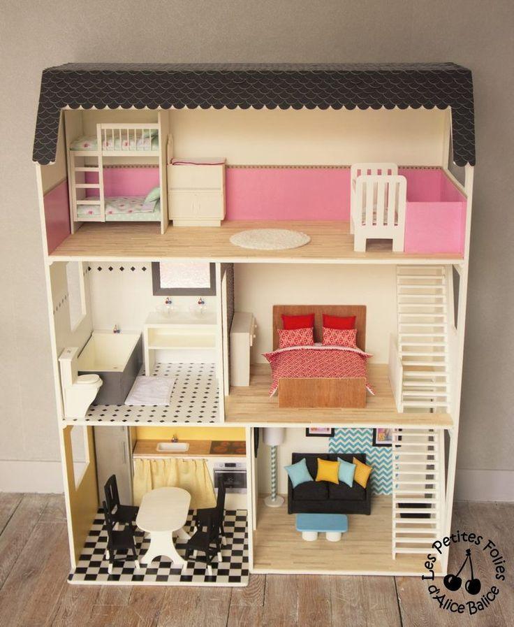 Coucou tout le monde, comme promisaujourd'hui je finis de vous présenter les meubles de ma maison...