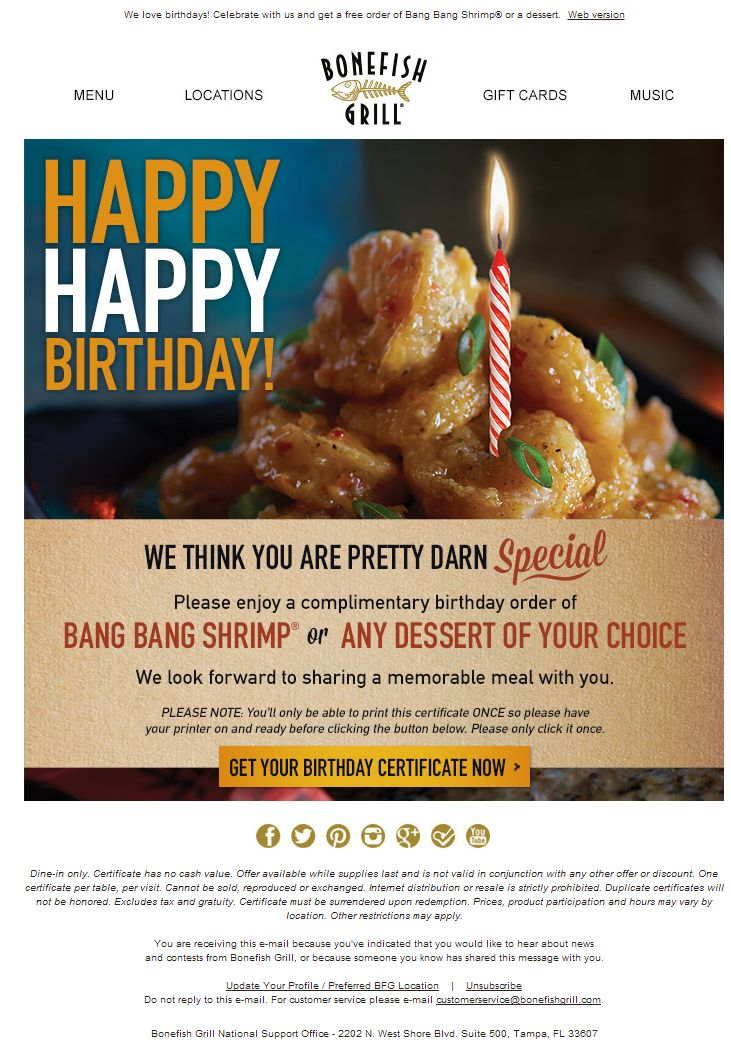 Related to Bonefish Grill