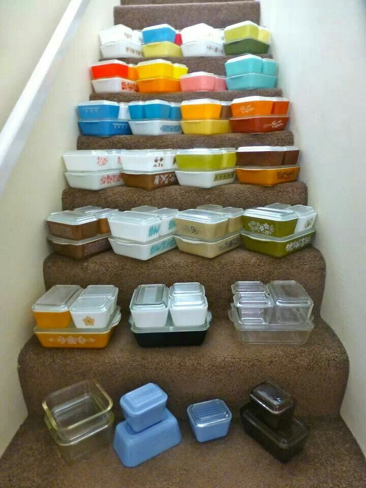 Stairway to fridgie heaven!