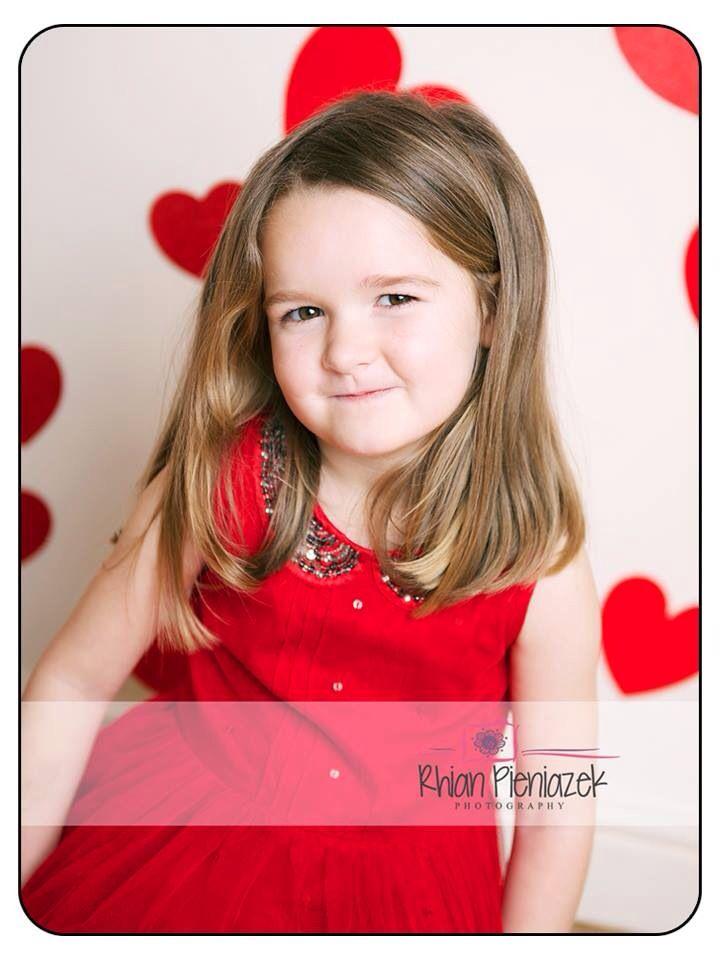 Valentine Girl. Rhian Pieniazek Photography 2014.