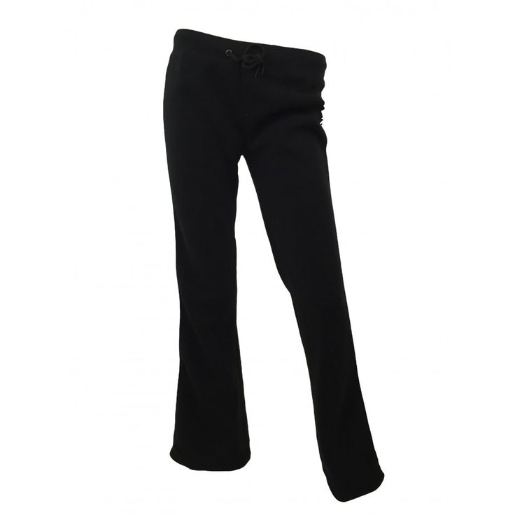 H&W Black Trackpants