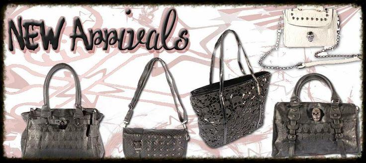 ☆ SKULLS ☆ SKULLS ☆ SKULLS ☆  Viele coole und punkige Totenkopf Handtaschen sind heute NEU eingetroffen!    http://stores.ebay.de/go-insane/Taschen-Bags-/_i.html?_fsub=12&_sid=21842266&_trksid=p4634.c0.m322  #retro #rockabilly #rockabella #vintage #SugarShock #Skull #Taschen