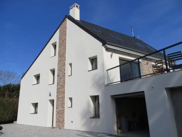 Les 25 meilleures id es concernant isolation facade sur pinterest isolation - Humidite facade maison ...