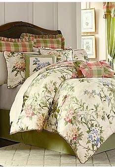 Biltmore garden path bedding collection bedding - Laura ashley barcelona ...