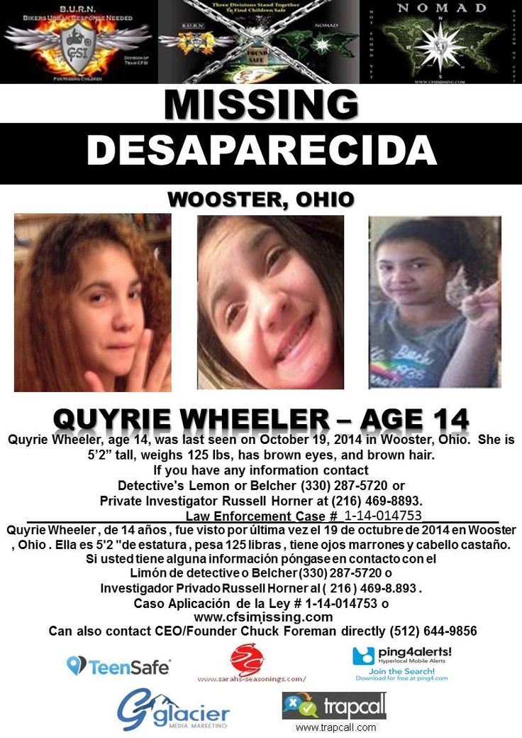 128 best Missing persons images on Pinterest Missing persons - missing person poster generator