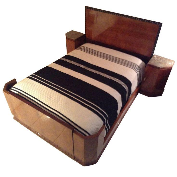 art deco bedroom furniture for sale art deco collection - Bed Frame For Sale
