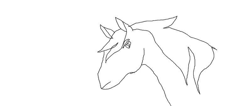 Just a drawing I did. AKA: Character Referance