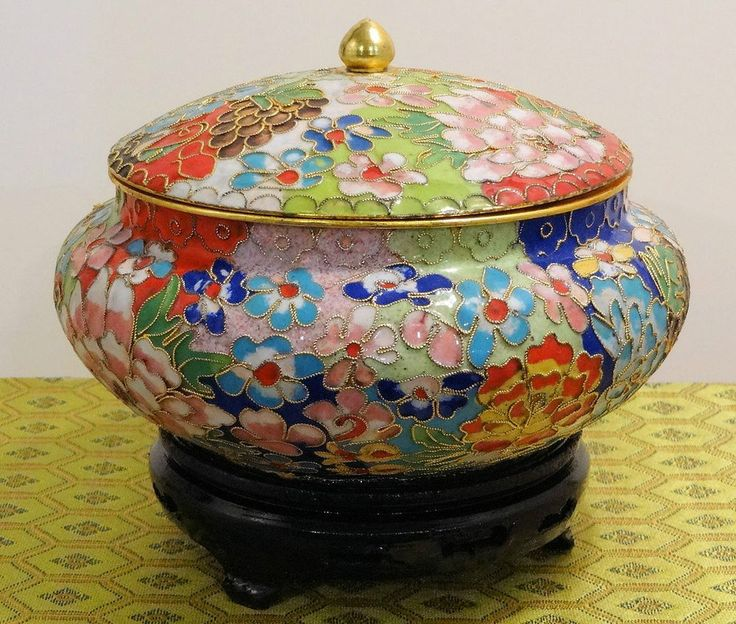 US $58.45 New in Collectibles, Decorative Collectibles, Cloisonne