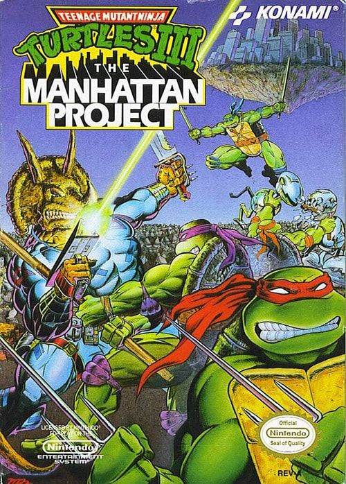 Play Teenage Mutant Ninja Turtles 3: The Manhattan Project Game on Nintendo NES Online in your Browser. ➤ Enter and Start Playing NOW!