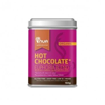 NUA Gorąca czekolada EUFORIA BIO