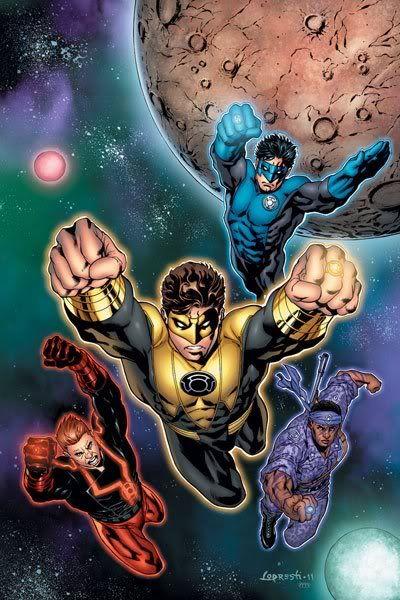 chrome hearts eyewear collection Hal Jordan Sinestro Corps  Guy Gardner Red Lantern Corps  John Stewart Indigo Tribe Kyle Rayner Blue Lantern Corps