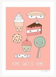 Ilustraciones de Heng Swee Lim home sweet home