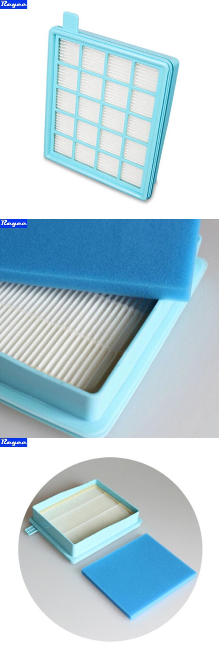 [Visit to Buy] New 1 Replacement HEPA Filter for Philips FC8470 Air Outlet Filter for FC8476 FC8473 FC8477 FC8633 FC8634 FC8645 Vacuum Cleaners #Advertisement