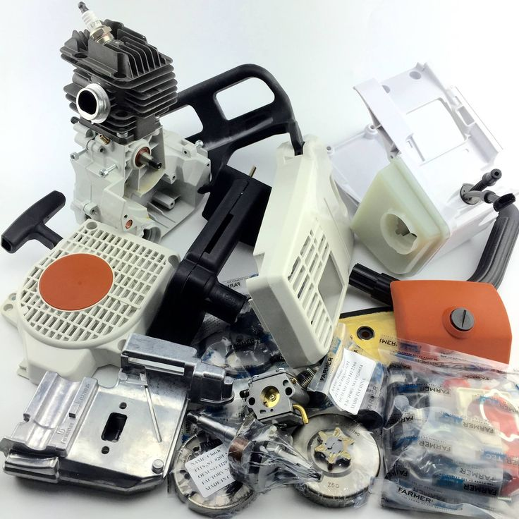 Complete Saw Repair Kits for STIHL MS200T 020 T Chainsaw, Complete aftermarket spare parts for STIHL