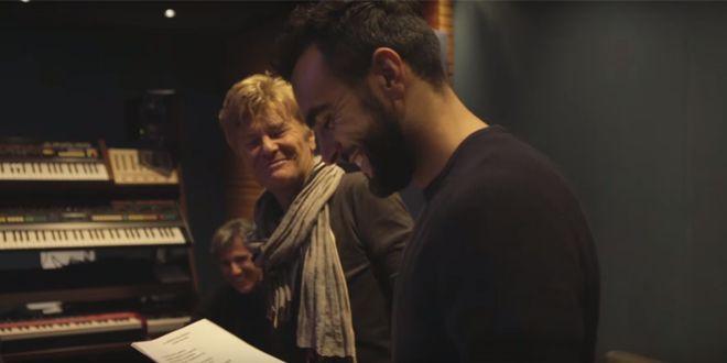 Marco e Ron per Una città per cantare