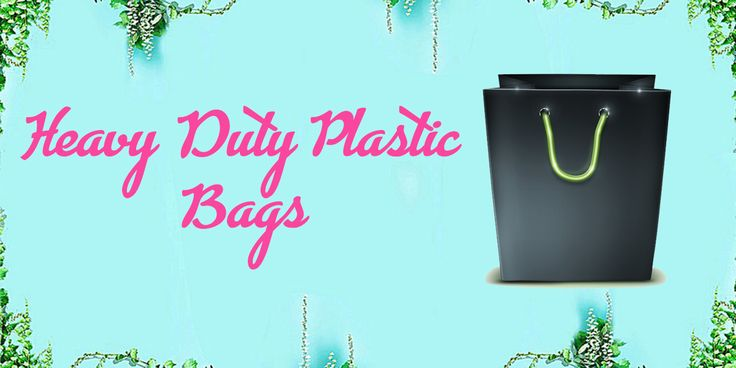 If you are seeking for the best quality heavy duty bags in Brisbane, Come to us and get the best Plastic Bags.