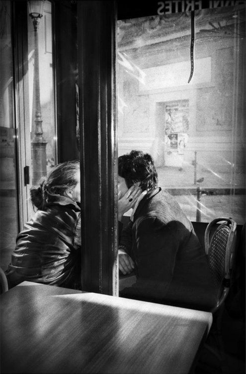 anders petersen #lovers #love #kiss #kissrevolution #romantic