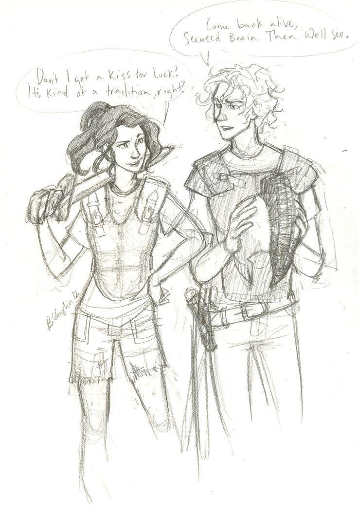 genderbender - Percy/Annabeth
