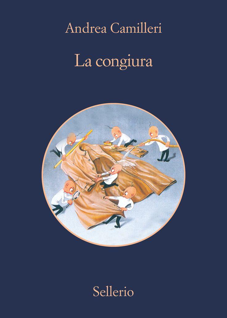 Nella collana #Corti il racconto #LaCongiura di Andrea #Camilleri tratto da #GranCircoTaddei.