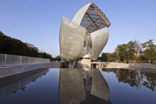 Dena Interiores  : Fundação Louis Vuitton