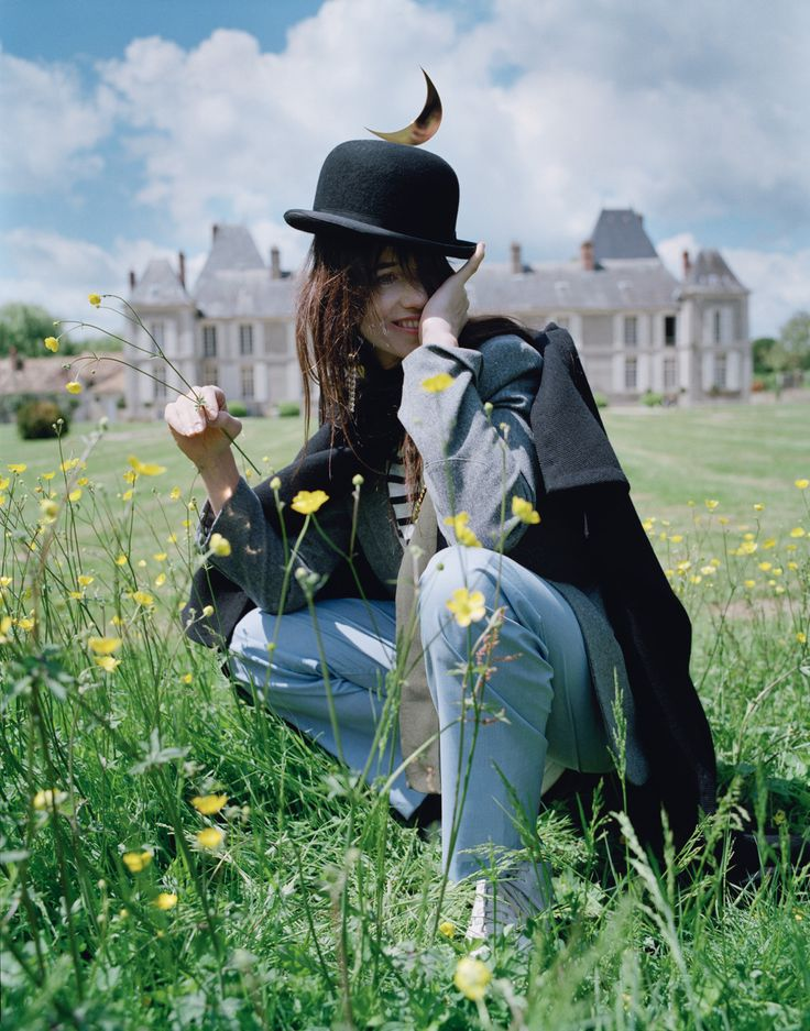 The Many Sides of Charlotte Gainsbourg - Charlotte Gainsbourg